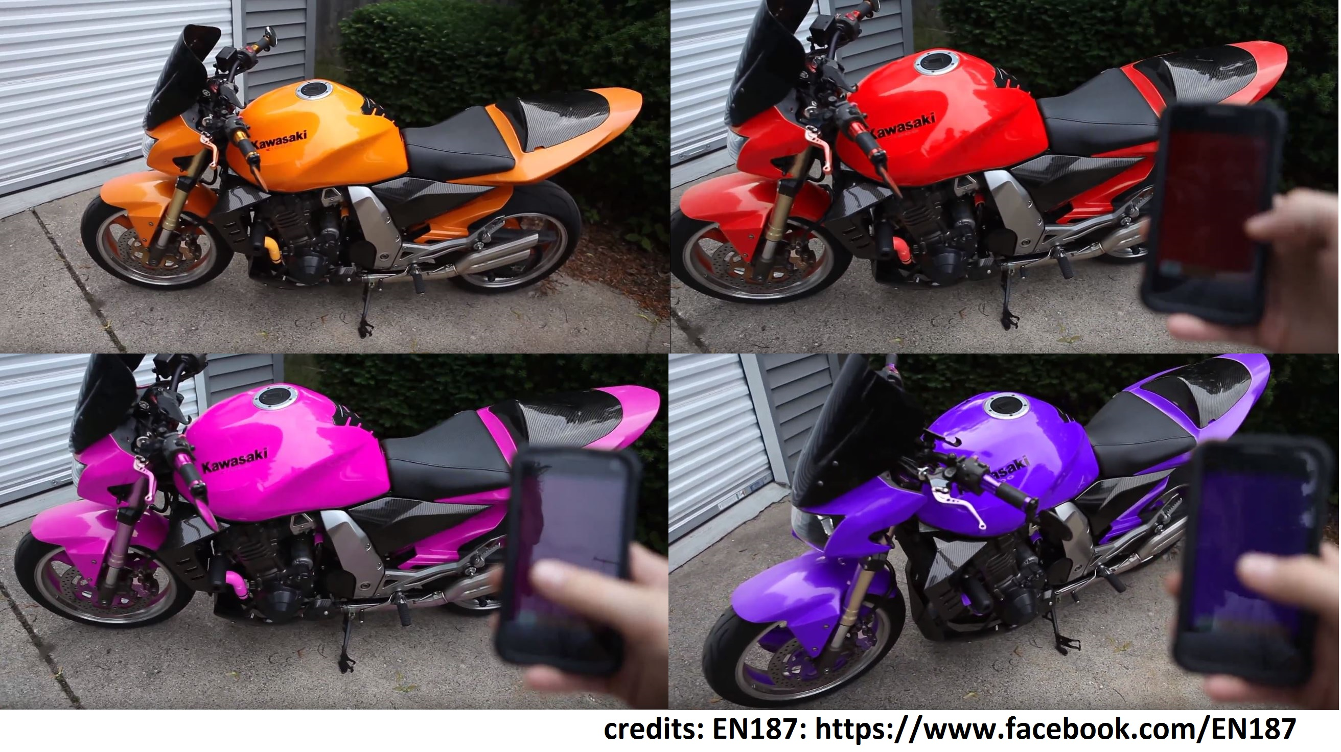 Vind jij het ook zo lastig om de kleur van je motor te kiezen?